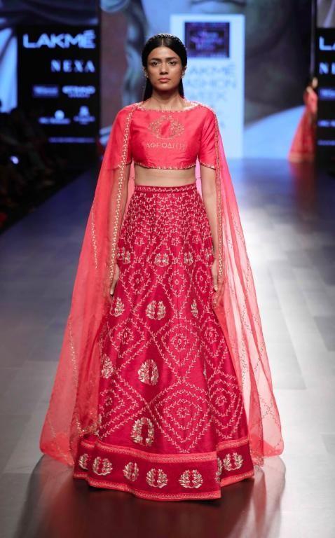 Dresses for Indian bride 2018