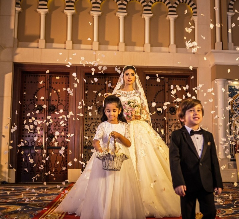 Weddings at the Jumeirah hotels and resorts