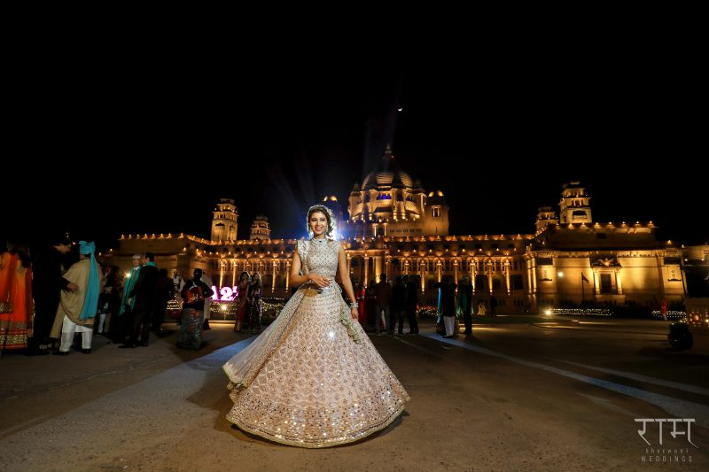 real wedding in Umaid palace by Yolo Entertainment wedding planners Ram Bherwani photography