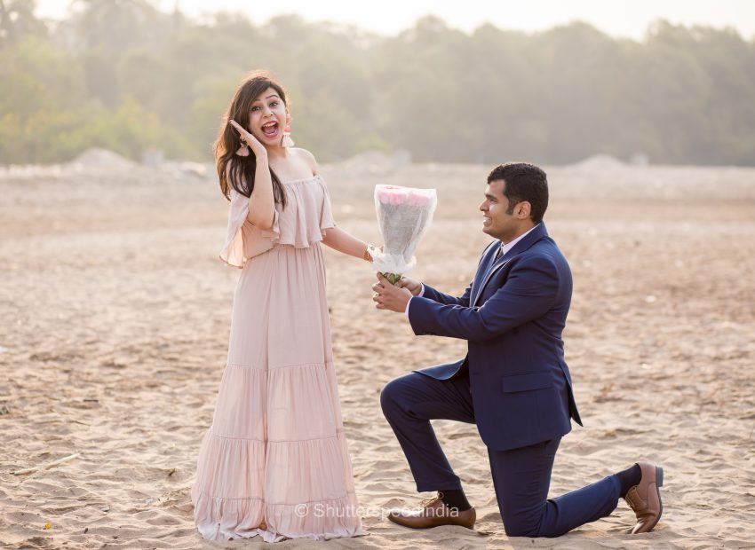 The Story Of Us A Cute Proposal On A Yacht Indias Wedding Blog