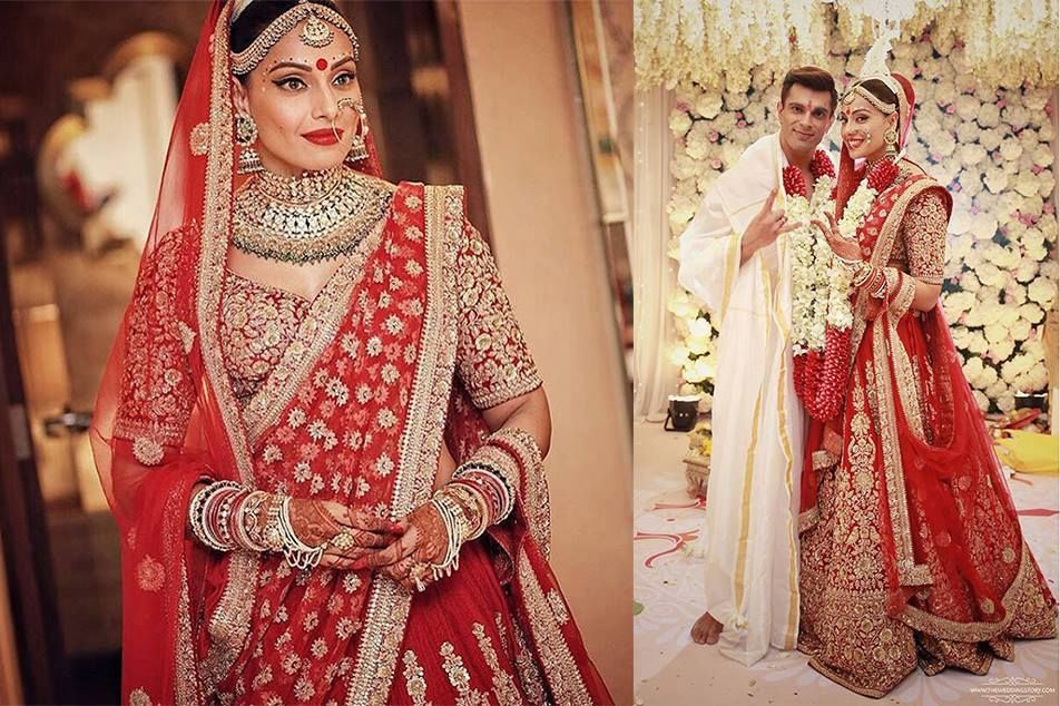 real brides of Bollywood