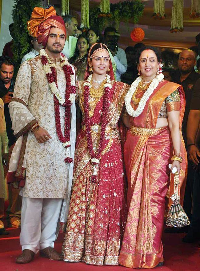 esha deol wedding