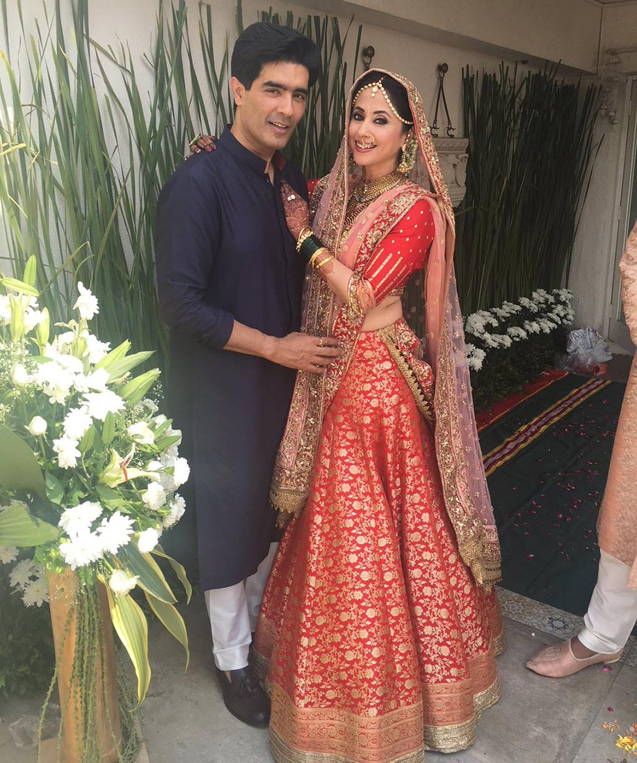 urmila matondkar wedding