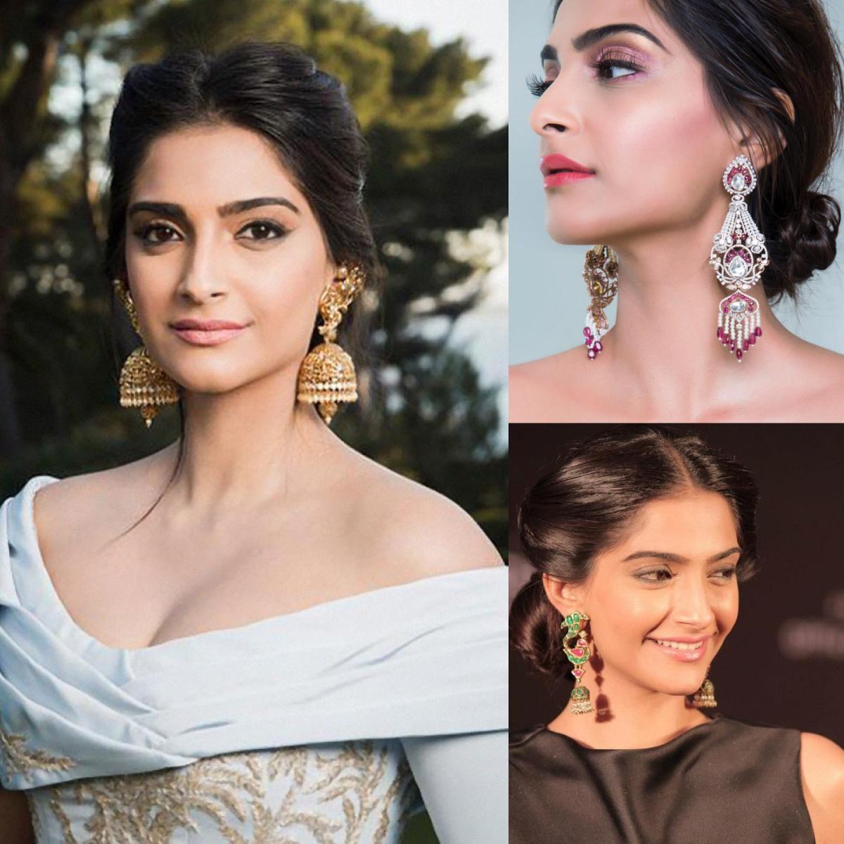 earrings for modern Indian women