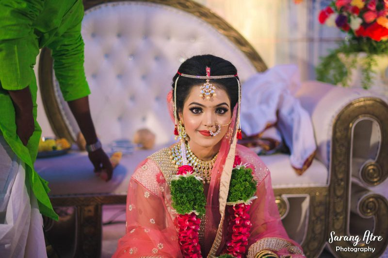bridal hair and makeup by rohini kakade makeup artist