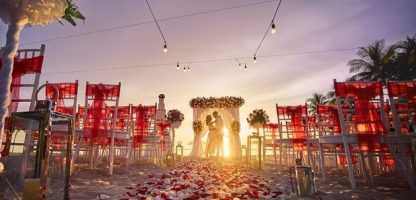 Destination Wedding Venue Spotlight | Q&A with Shangri-La's Tanjung Aru Resort & Spa