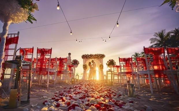 Destination Wedding Venue Spotlight | Q&A with Shangri-La's Tanjung Aru Resort & Spa