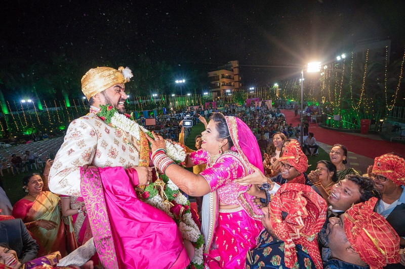 Weddingsonline Real Weddings: Real Weddings: Prerana & Abhinav's Resort Wedding By Ankur