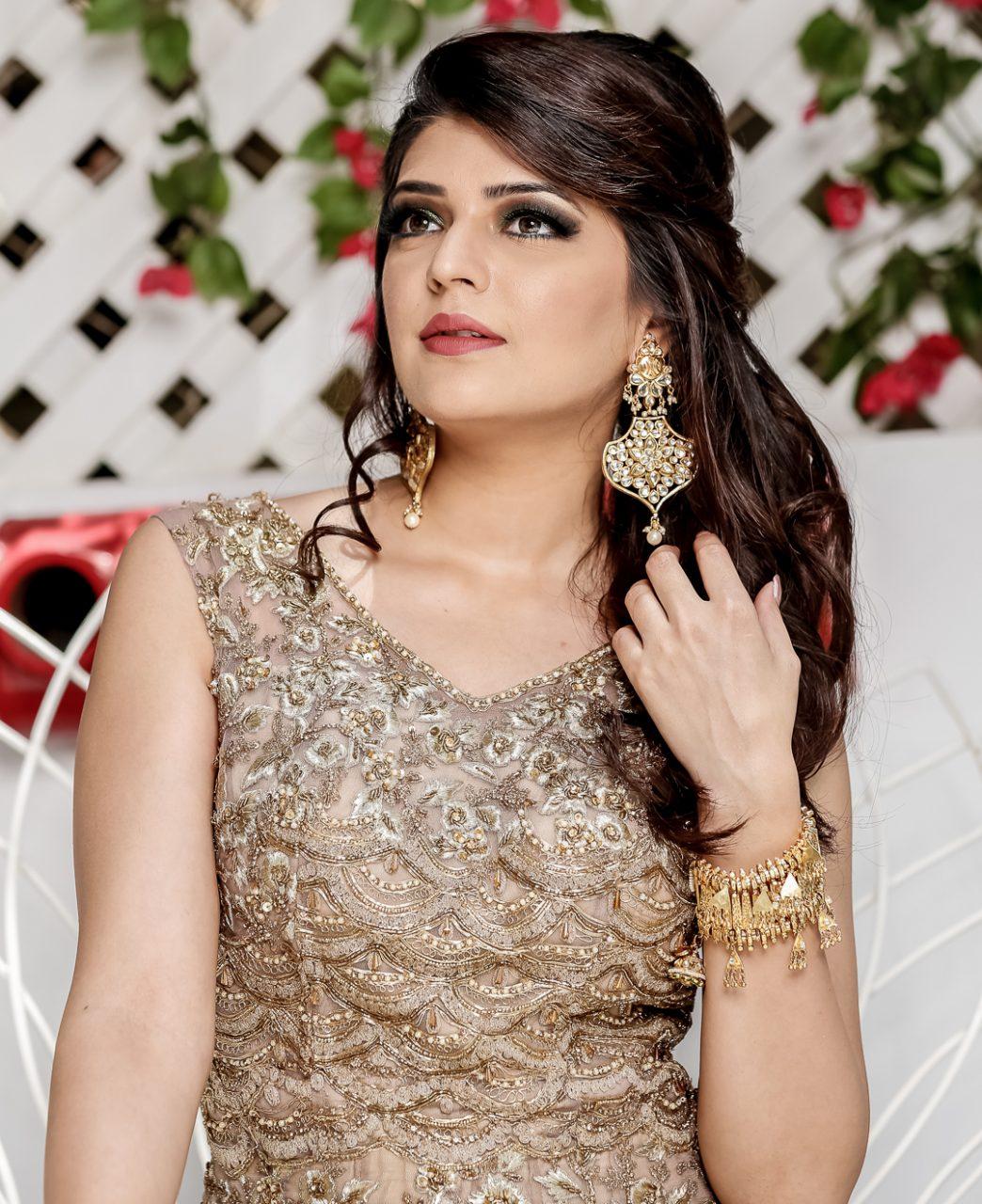 Sabah Malgi makeup artist in Mumbai