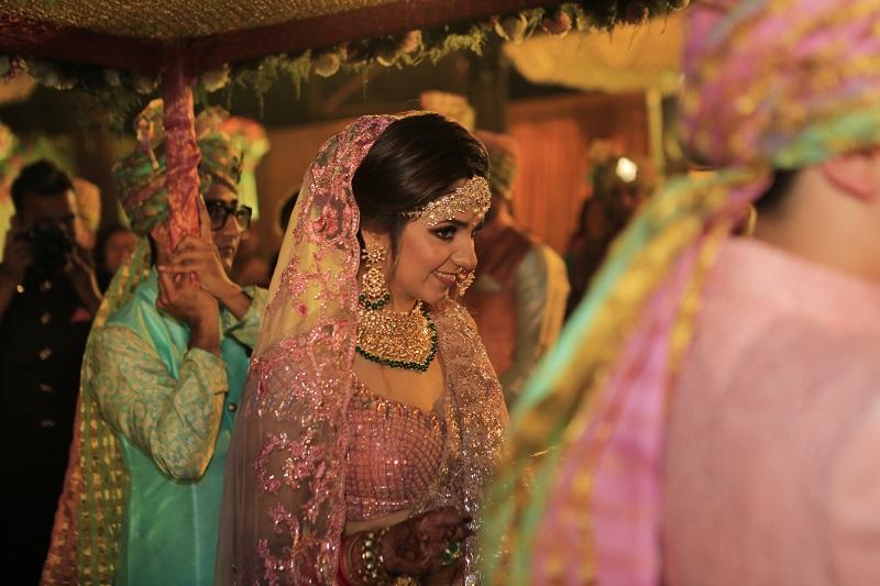 trishant prerita wedding