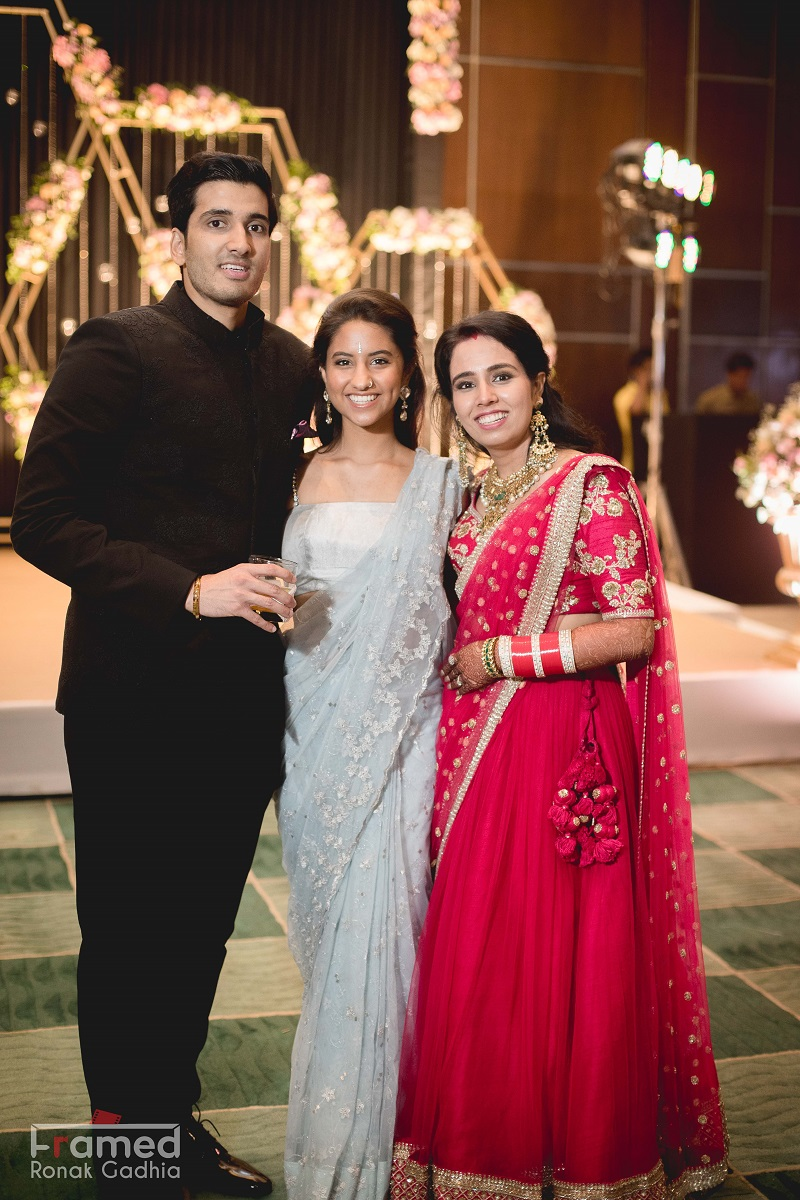 A Wedding Planner Ties The Knot! – India's Wedding Blog