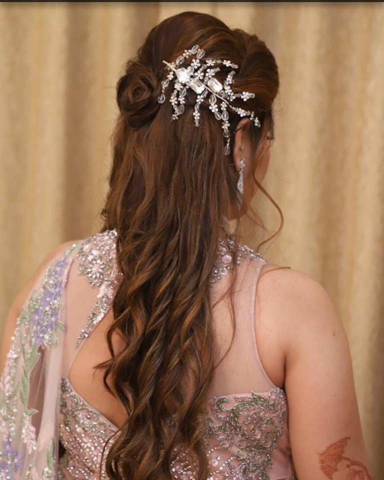 hairstyle by Kinjals Makeovers