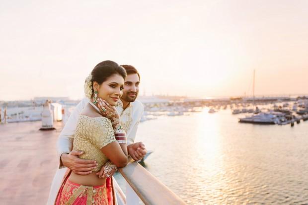 Indian weddings on QE2