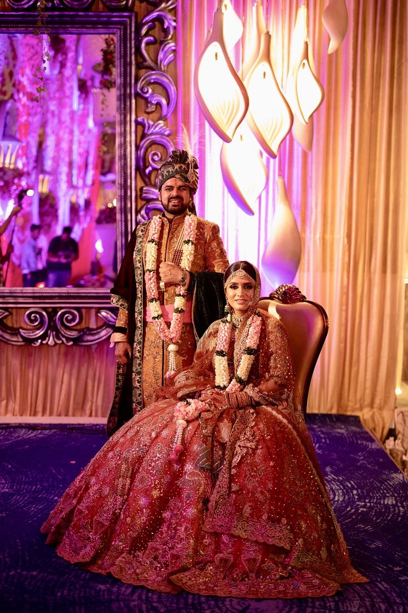 wedding at Chand Bagh delhi