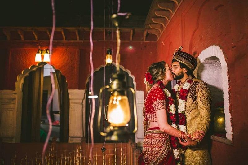 wedding at a Haveli