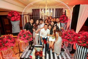 Taj Lands End Mumbai wedding by Isrrani Photography