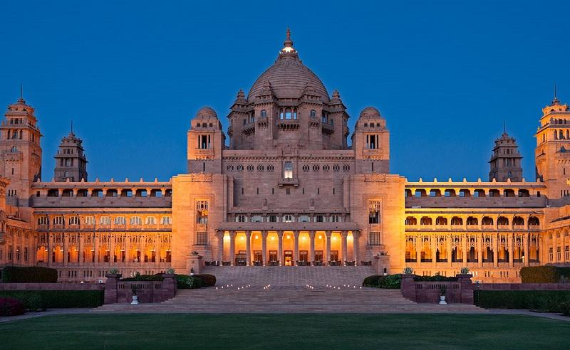 Umaid Bhawan Palace for weddings