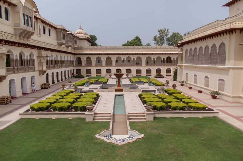 rambagh palace Jaipur hotel destination wedding