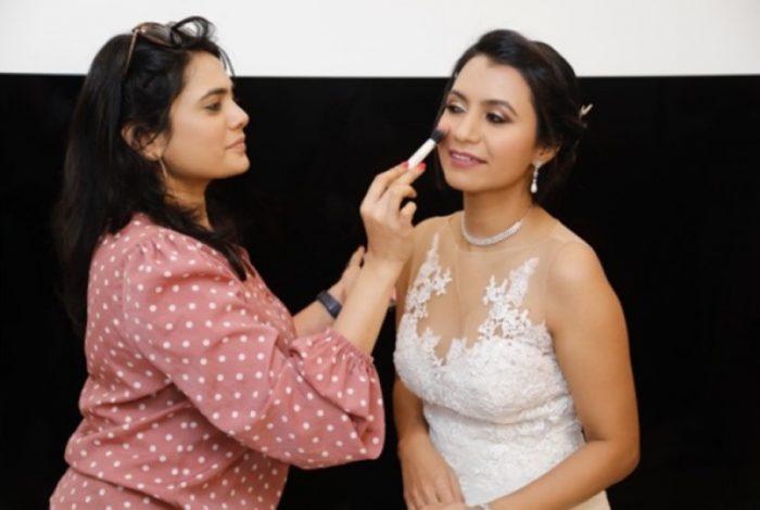 Melanie D'Souza top Mumbai Wedding Makeup Artist