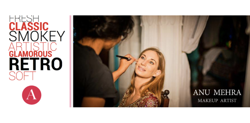 Wedding Makeup Artist Delhi