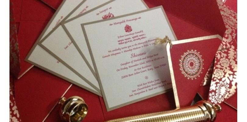 Universal Weddings Cards Jaipur In Jaipur